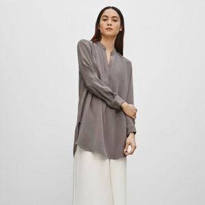 100% silk Babaton peverell tunic